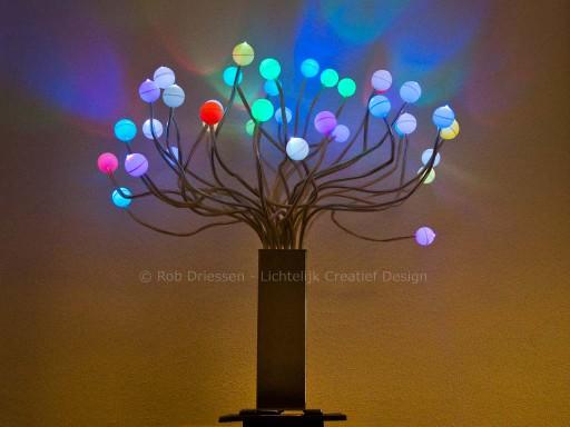 redesign van Ikea's 'Stranne' lamp