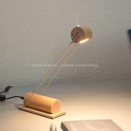 bureaulampje serie 'Robbie' - nummer 2
