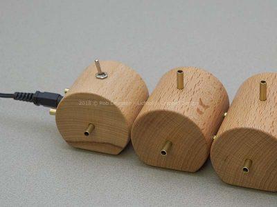 bureaulamp serie 'robbie' - nr.4