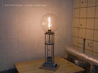 Tapijn industriële lamp