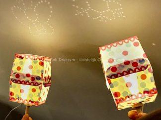 maak je eigen lampje