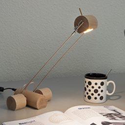 bureaulampje serie 'Robbie' - nummer 1
